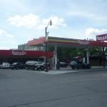 Kum & Go...eine Tankstelle. ehehe...