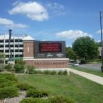 Vor Memorial Union ISU