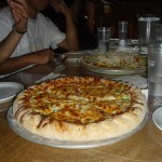 Pizza... GIGANTO