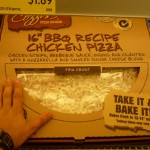 Pizza... effin' HUGE!