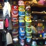 Hats again
