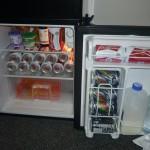 Eine interessante Kühlschrankfüllung
